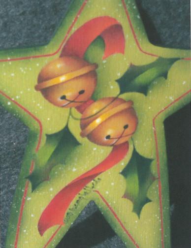 Jingle Bell Ornament E-Packet - Bobbie Campbell