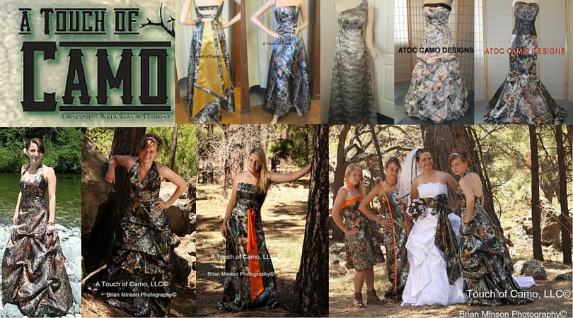 Places To Buy Camo Wedding Dresses