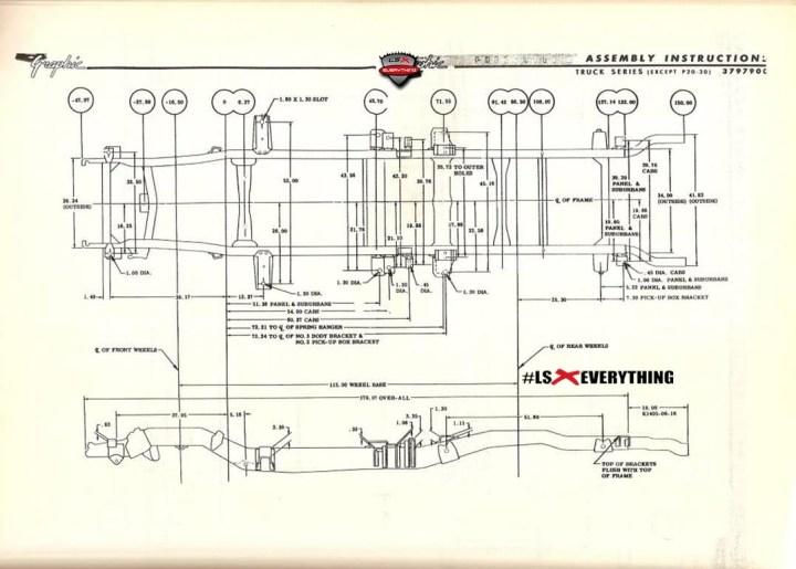 1950 Gmc Truck Frame Dimensions ✓ The GMC Car