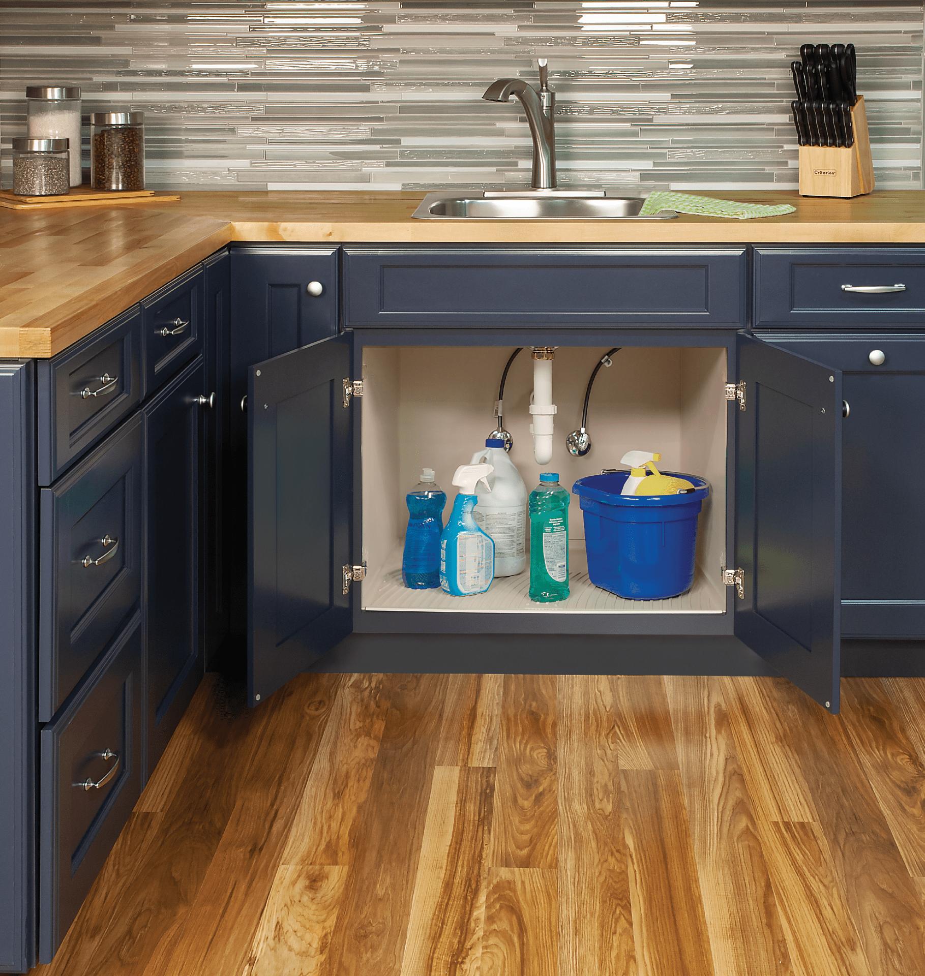 coreguard sink base cardell kitchen