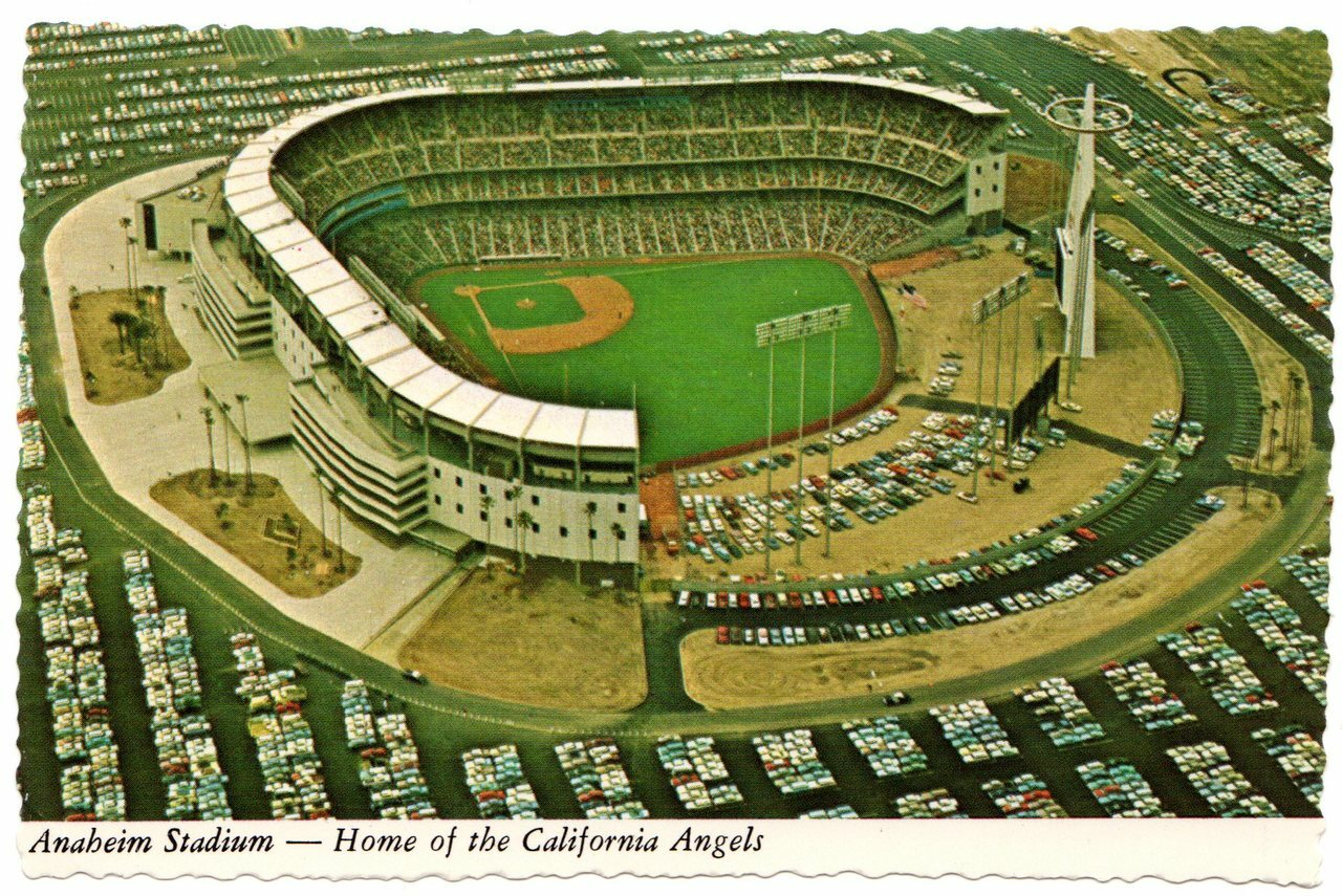 1966 Washington Senators Baseball Stadium