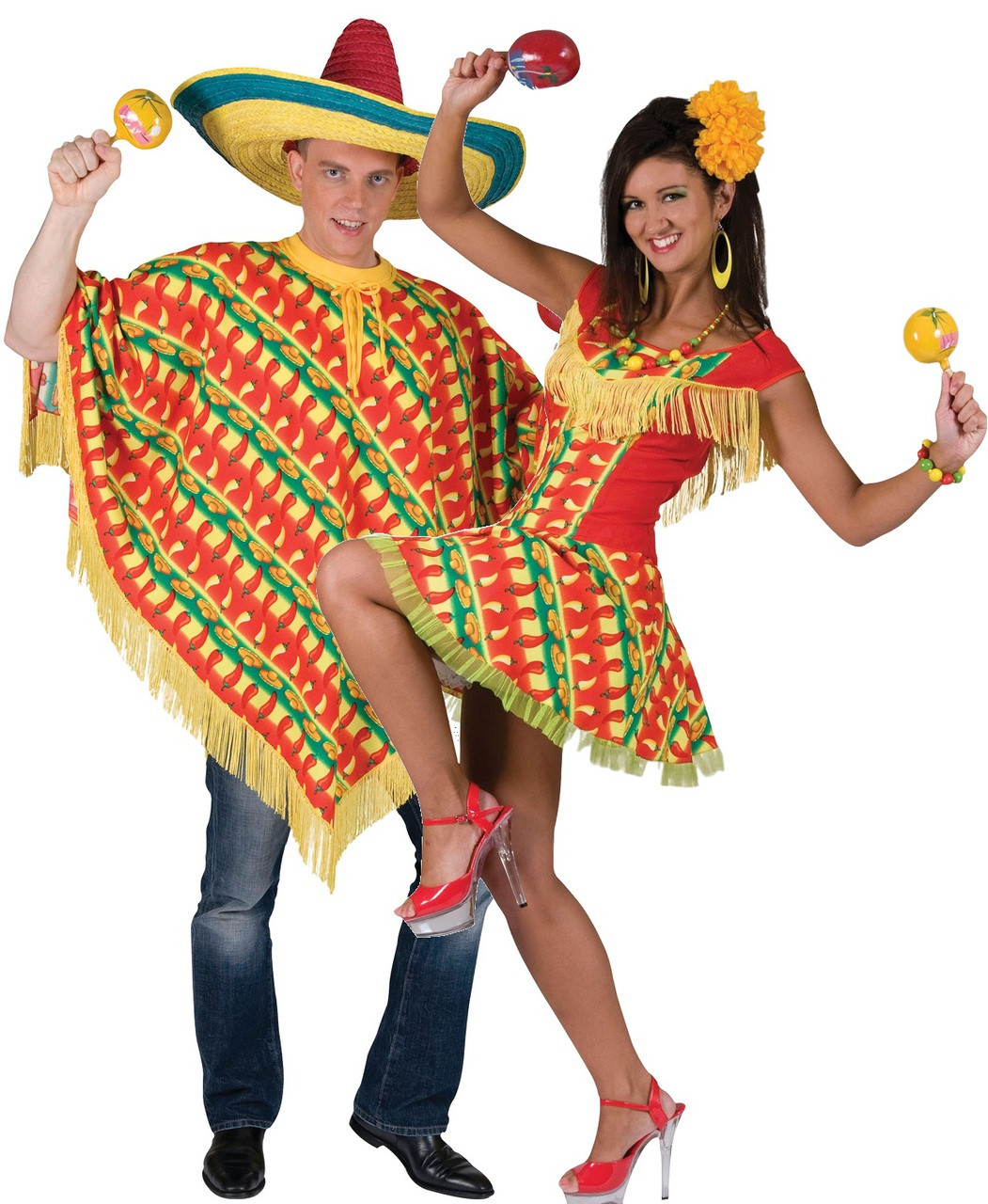 Quick Home Halloween Costume Ideas