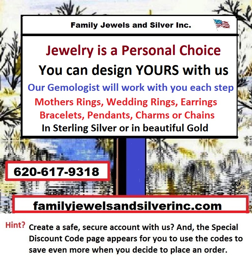 Family Jewels and Silver jewelers