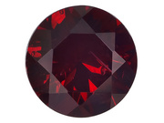 Ant Hill Red Garnets from Family Jewels