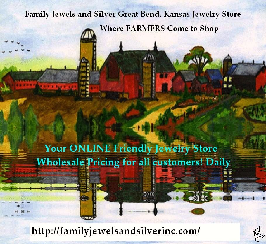 Kansas Wholesale Jeweler in Great Bend