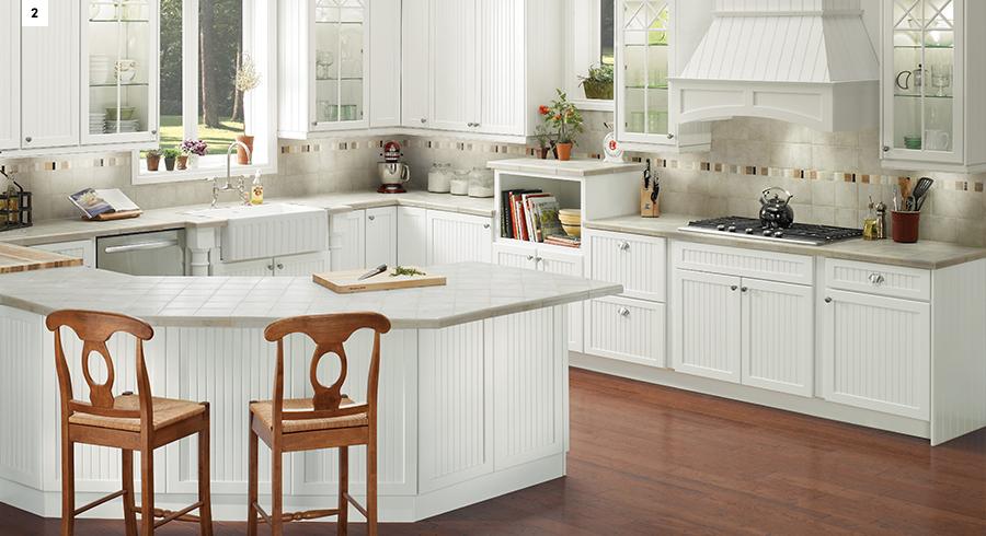 Kitchen Arrangement And Layout