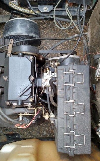 EZGO Golf Cart Maintenance & TuneUp Kit  (Air Filters