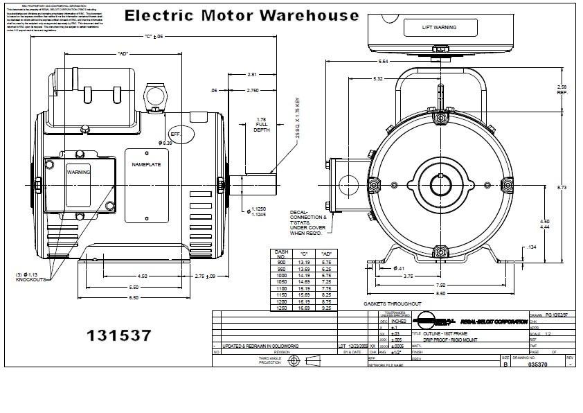 Leeson 5 Hp Motor Wiring Diagram  impremedia