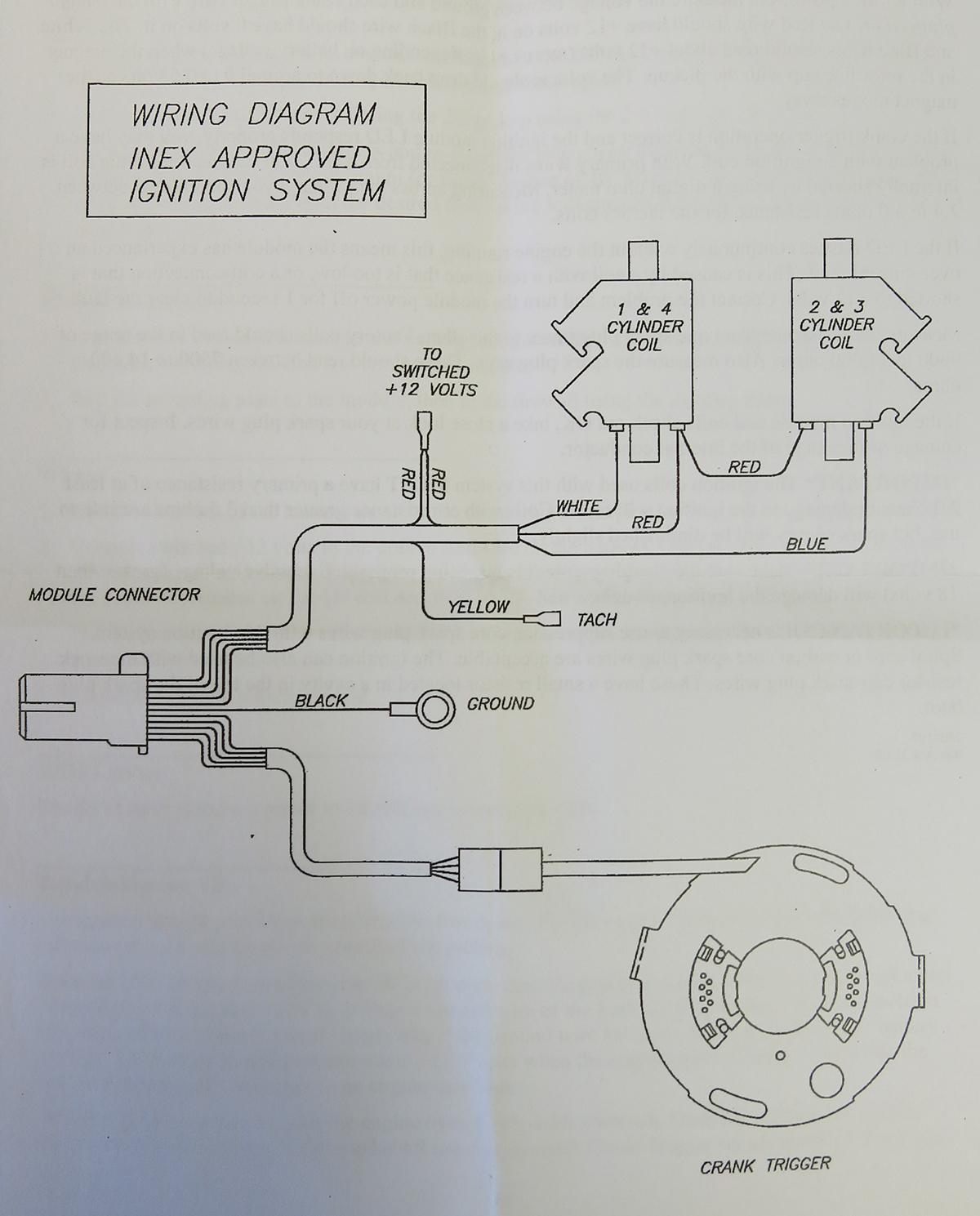 Andrews Motorsports Technical Information