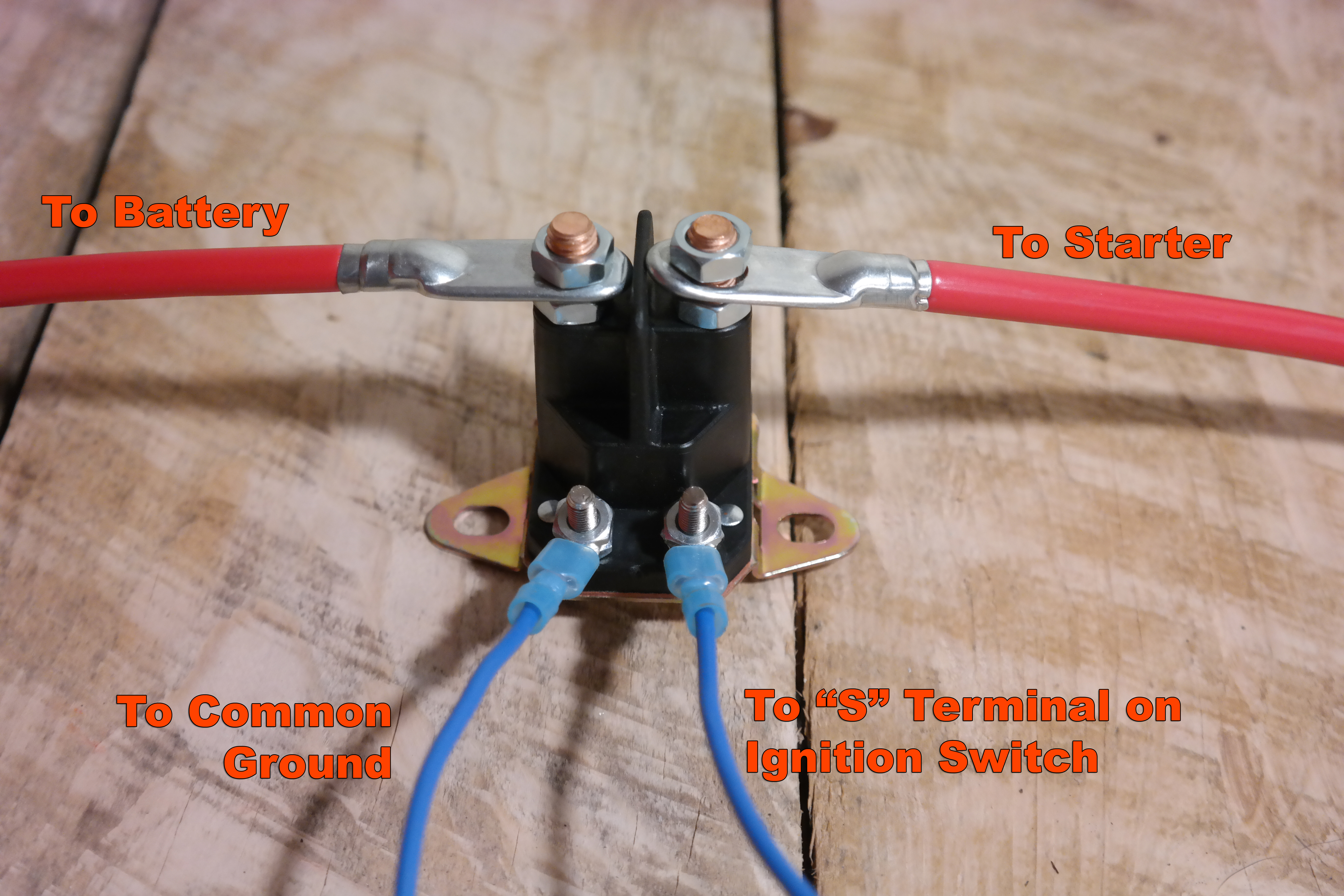 Toro Riding Lawn Mower Solenoid Wiring Diagram. Plow Solenoid ...