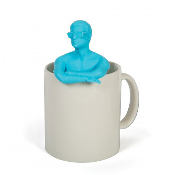 Tea Man Tea Infuser | 2Shopper