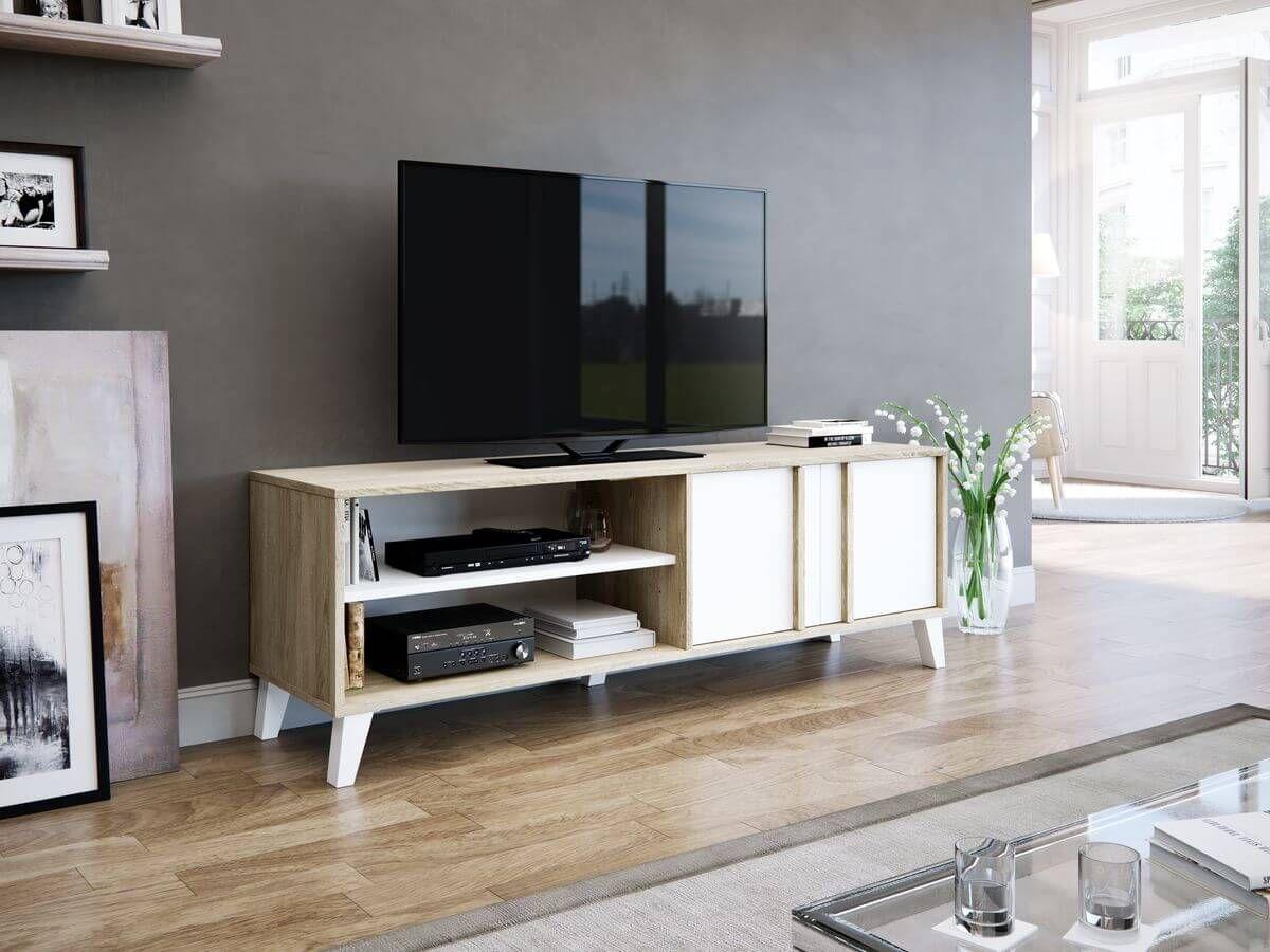 meuble tv 150 cm otta