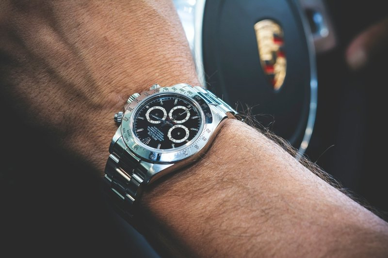 Rolex Daytona and Porsche