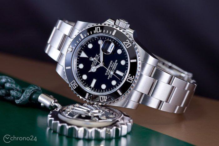 Comprendre la Rolex Submariner en 60 secondes - Magazine Chrono24