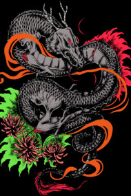 Dragon Design Shirts by Design by Humans