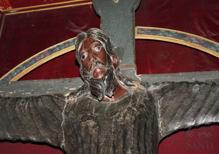 Il Volto Santo в Домском соборе в Лукке