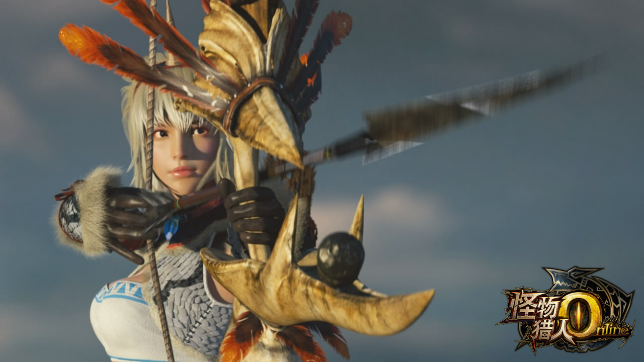 Monster Hunter Online Gets An English Benchmark Is A