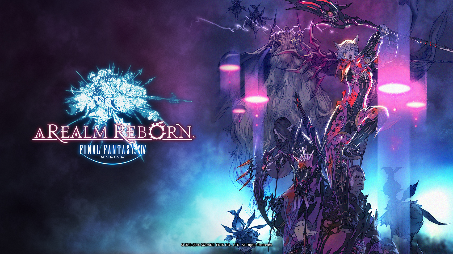 Final Fantasy XIV Gets New Artwork New Letter From The Producer Live On Future Of The Game