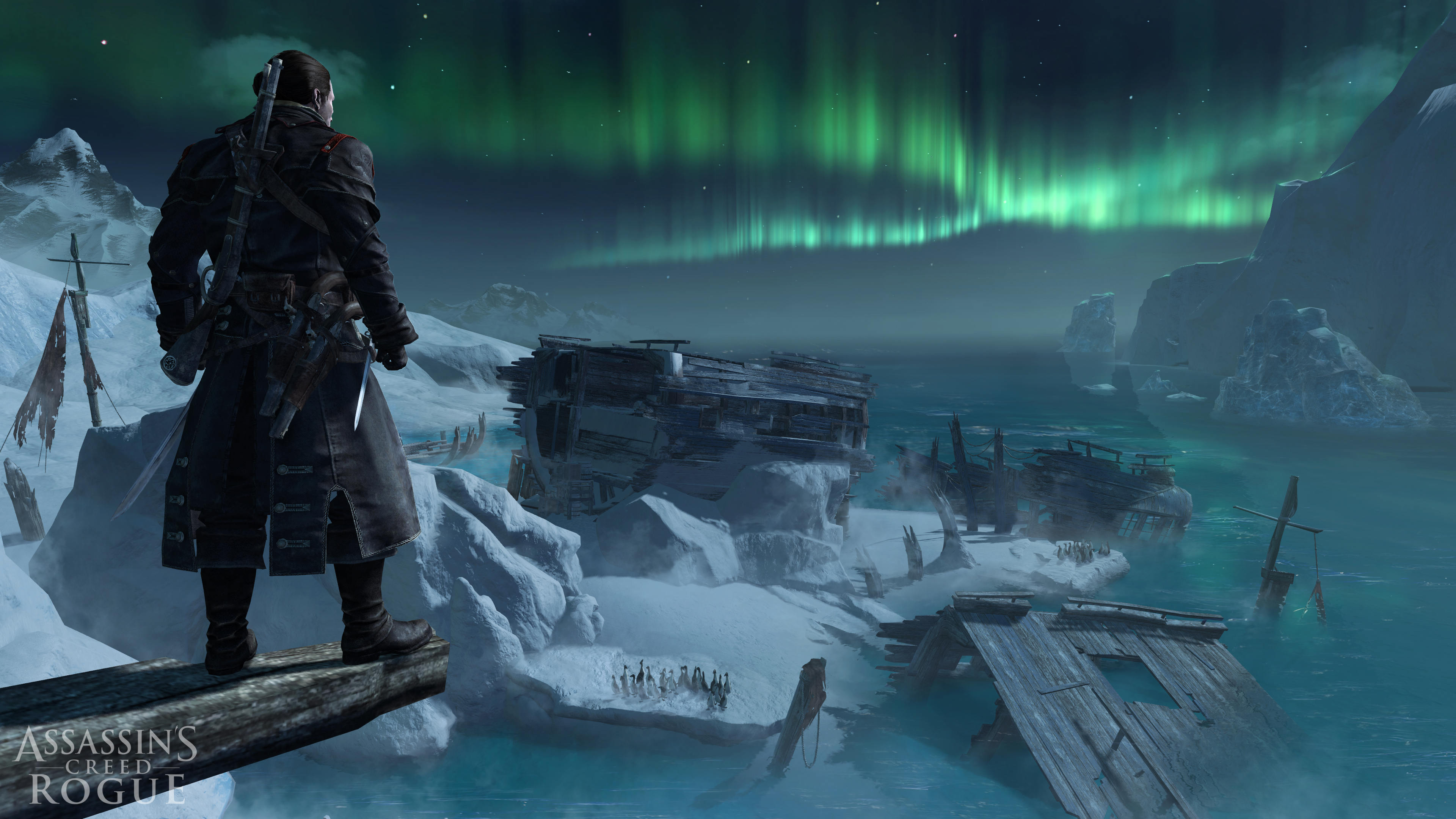 Go Rogue With These Assassins Creed Rogue Screenshots