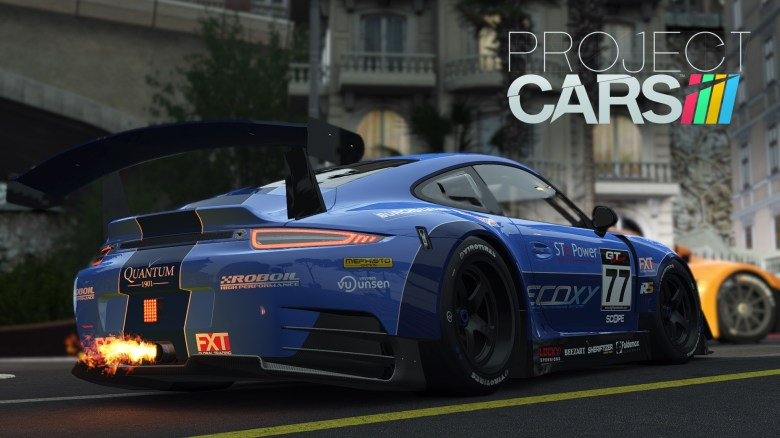Project Cars Final Preview Build on Xbox One Gameplay Released