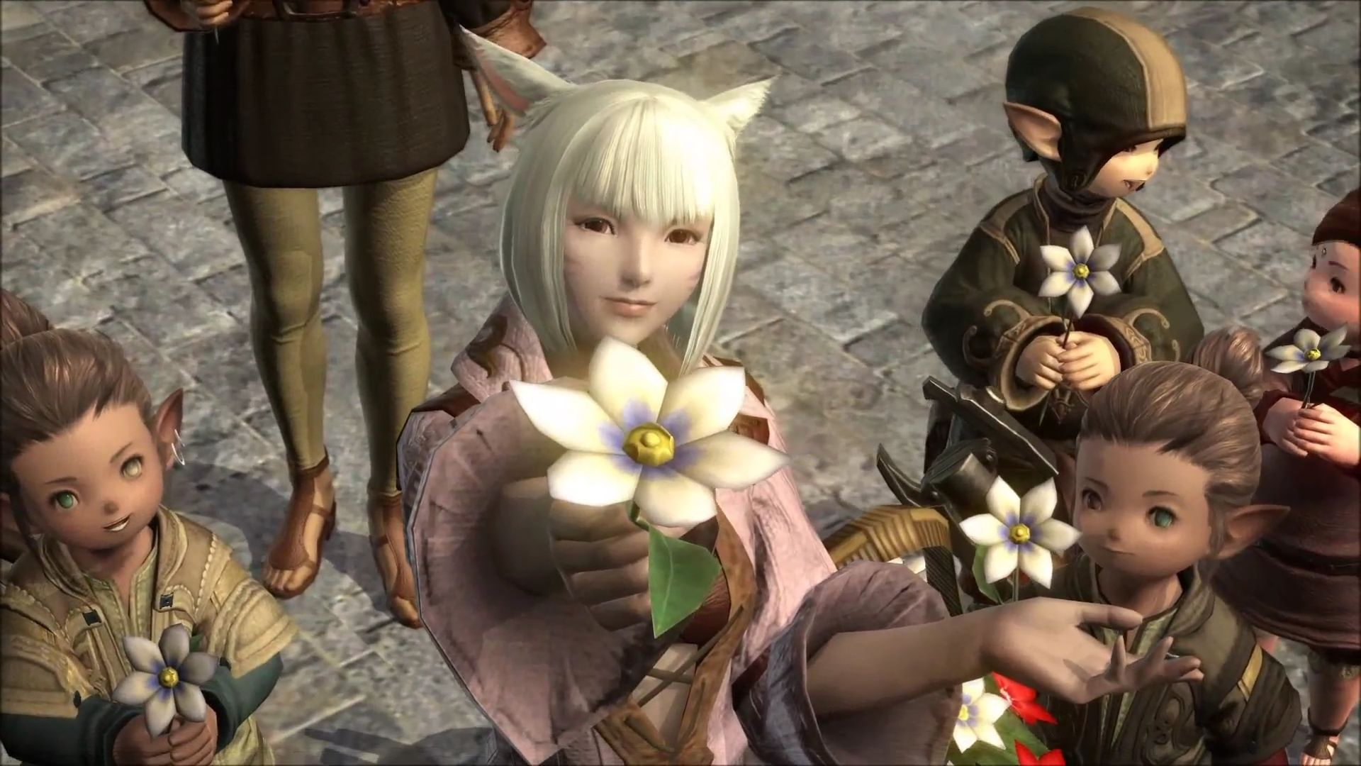 Final Fantasy XIV The Lost Cutscenes Watch The Full 10