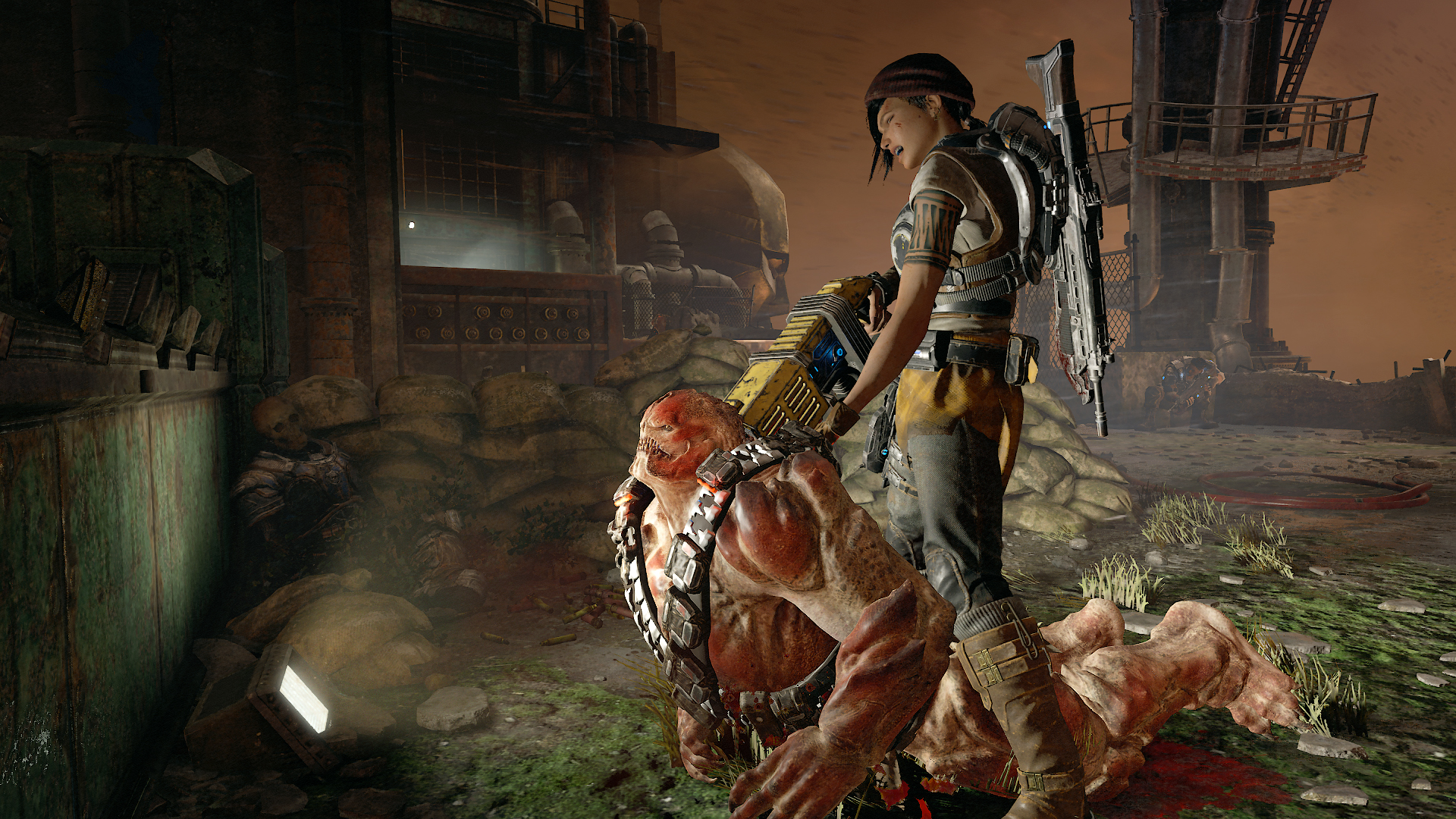 Image result for gears of war 4 1920x1080 gameplay screenshots