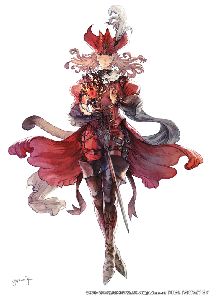 Final Fantasy XIV Stormblood Official Screenshots And Art
