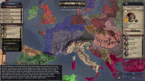 Crusader Kings II - Monks and Mystics Expansion Announced ...