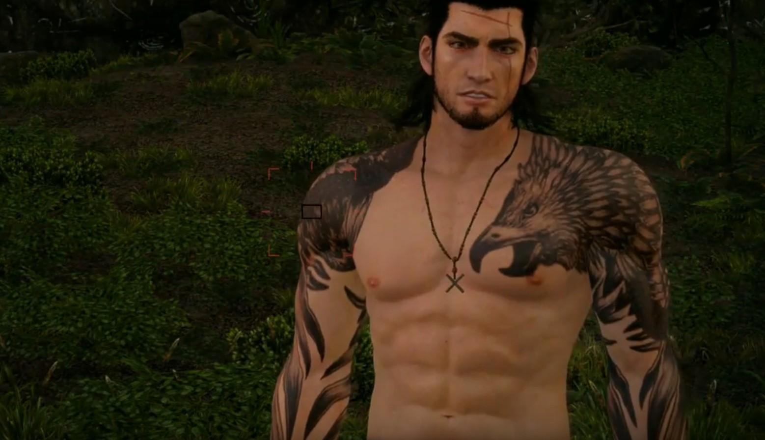 Final Fantasy XV Episode Gladiolus DLC Unlocks Sexy