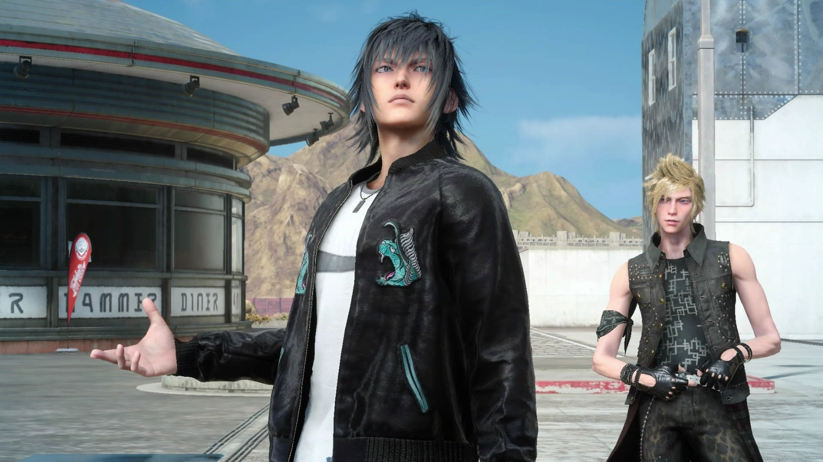 Noctis Can Be Trendy In Final Fantasy XV With Free