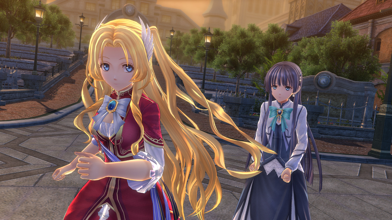 PS4 Exclusive The Legend Of Heroes Trails Of Cold Steel III Gets New Screenshots Of The Cast