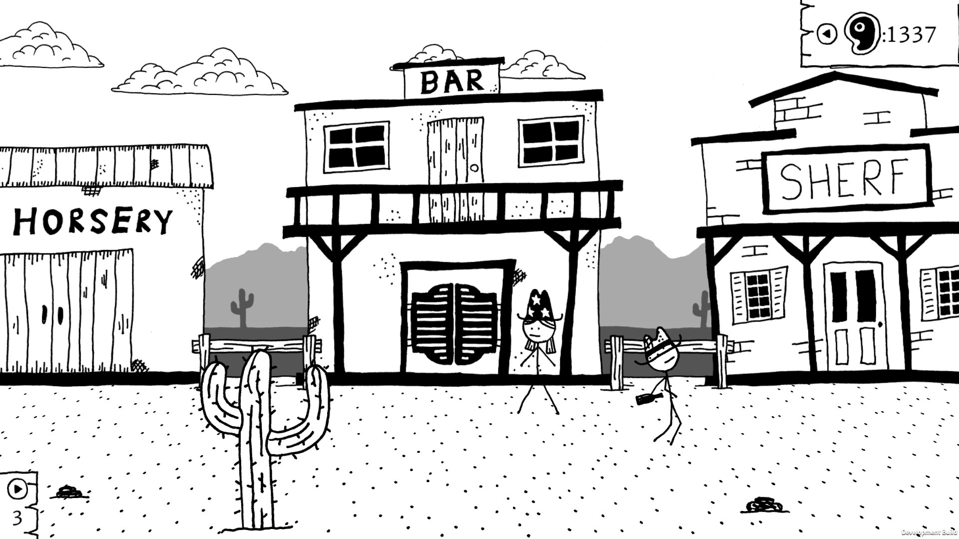 West Of Loathing Review A Memorable Trip To The West