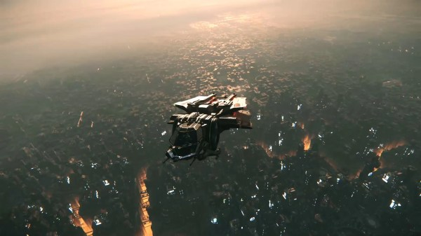 Star Citizen Gets New Video Showing Impressive Procedural ...