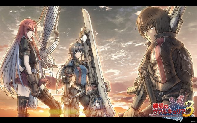 Dear Sega, Please Remaster Valkyria Chronicles 2 and 3 for PS4, Nintendo Switch, and Xbox One