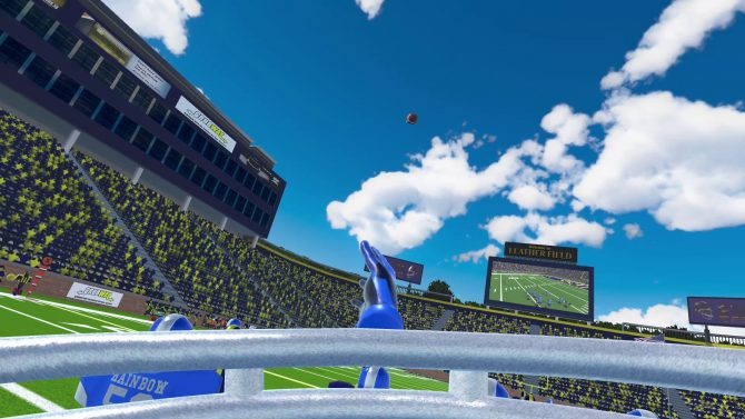 2MD VR Football Review — Are You Ready for Some VR Football?