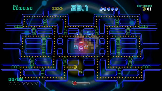 Pac-Man Championship Edition 2 Plus and Its Two-Player Mode Are a Great Fit for Nintendo Switch