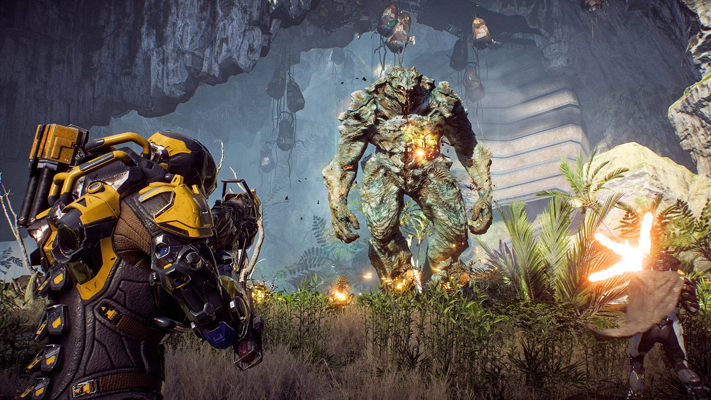 Five Reasons Why Anthem Will Have More Replay Value Than