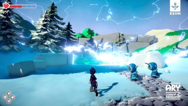 Ary and the Secret of Seasons Announced for PS4, Xbox One, Switch and PC