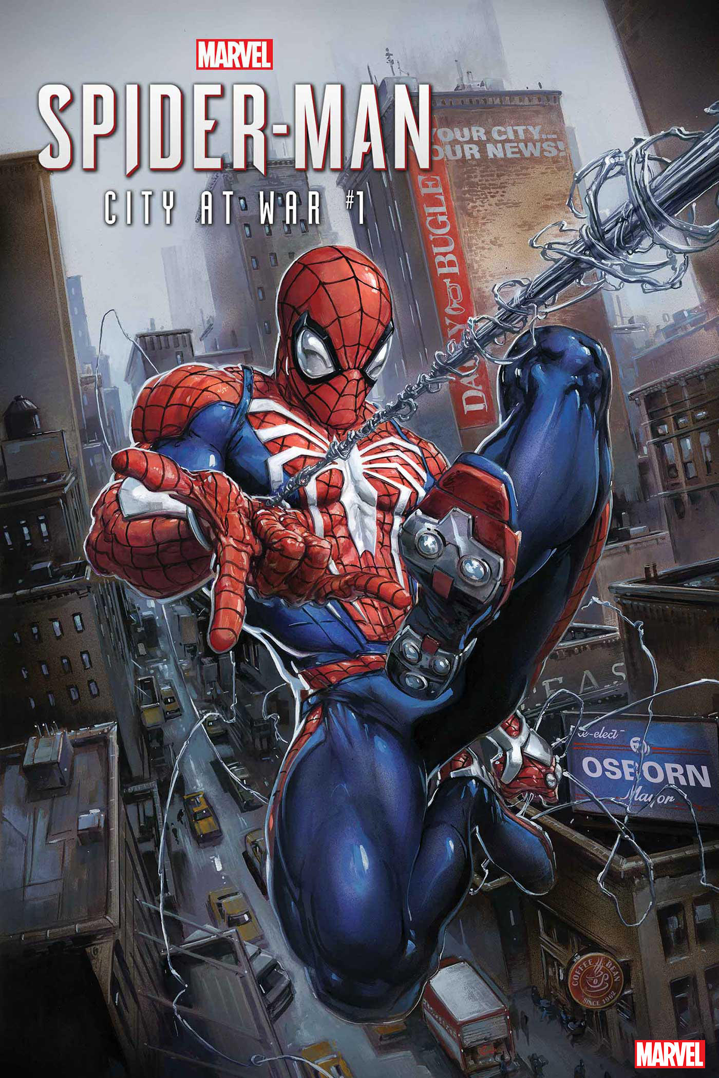 Marvel S Spider Man Is Getting A Six Issue Comic Series In