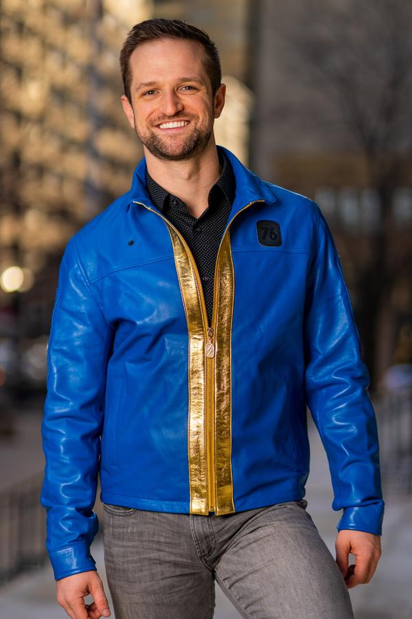 Bethesdas Fallout 76 Leather Jacket Didnt Exactly Get A