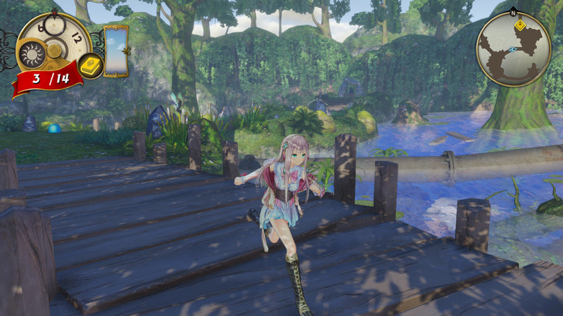 Atelier Lulua Reveals Totori, Mimi with Screenshots, New Gameplay Details, OST Sample