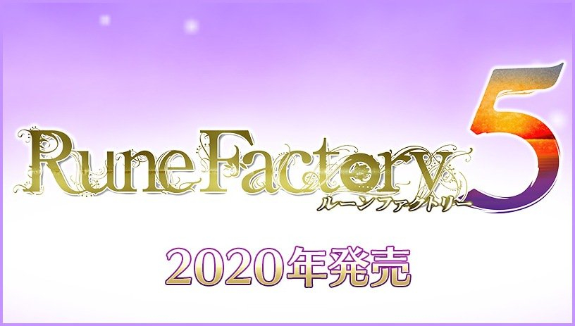 Why I'm Hyped for Rune Factory 5, and Why You Should Be Too