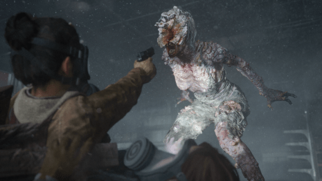 The Last of Us Part II Gameplay Video Showcases Some Very Weird Clicker  Behavior