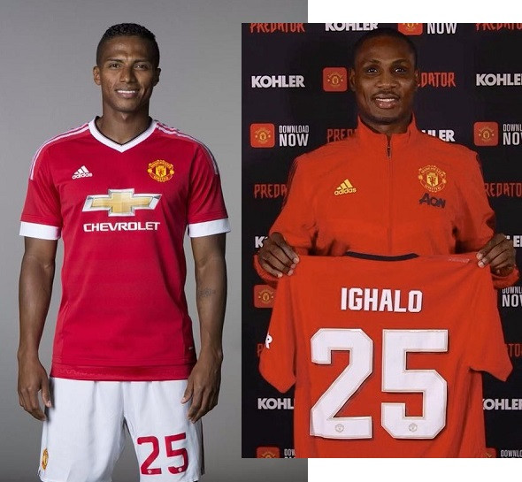 ?I wish you all the success now with this shirt brother - Ex-Man Utd star Antonio Valencia wishes Ighalo success after taking his No.25 shirt