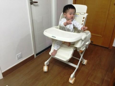 [父母必修課] 使用Combi High Chair一年之體驗及用後評價 ♥ 湊B日記 - BLOG - INBRIDE - ESDlife WOW