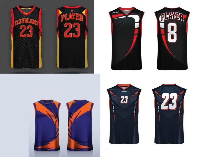 Download Entry #47 by sompa577 for Mock-Up Basketball Jerseys ...