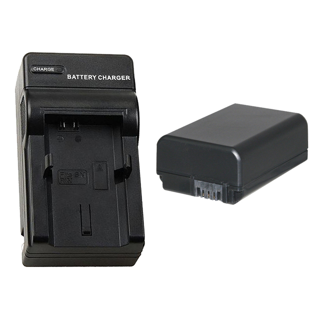 The Focus Camera brand NP-FW50 Replacement Li-Ion Battery and Charger combo replaces the Sony brand battery pack of the same name. Never run out of power when you're on the go withextra powerwithinreach when you need it most. This high capacity lithium ion battery canalso serve as a spare\, essentiallydoublingyour shooting time. Replace your lost or dead battery\, orget the most out of your photo sessions with the additional power of the NP-FW50 Replacement Li-Ion Battery from Focus Camera!Key Features:    Replaces NP-FW50 Sony battery pack.