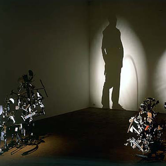 7 Creative Shadow Optical Illusion By Shigeo Fukuda