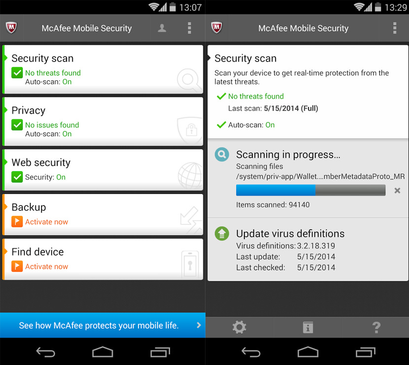 Top 10 Mobile Security Apps Android