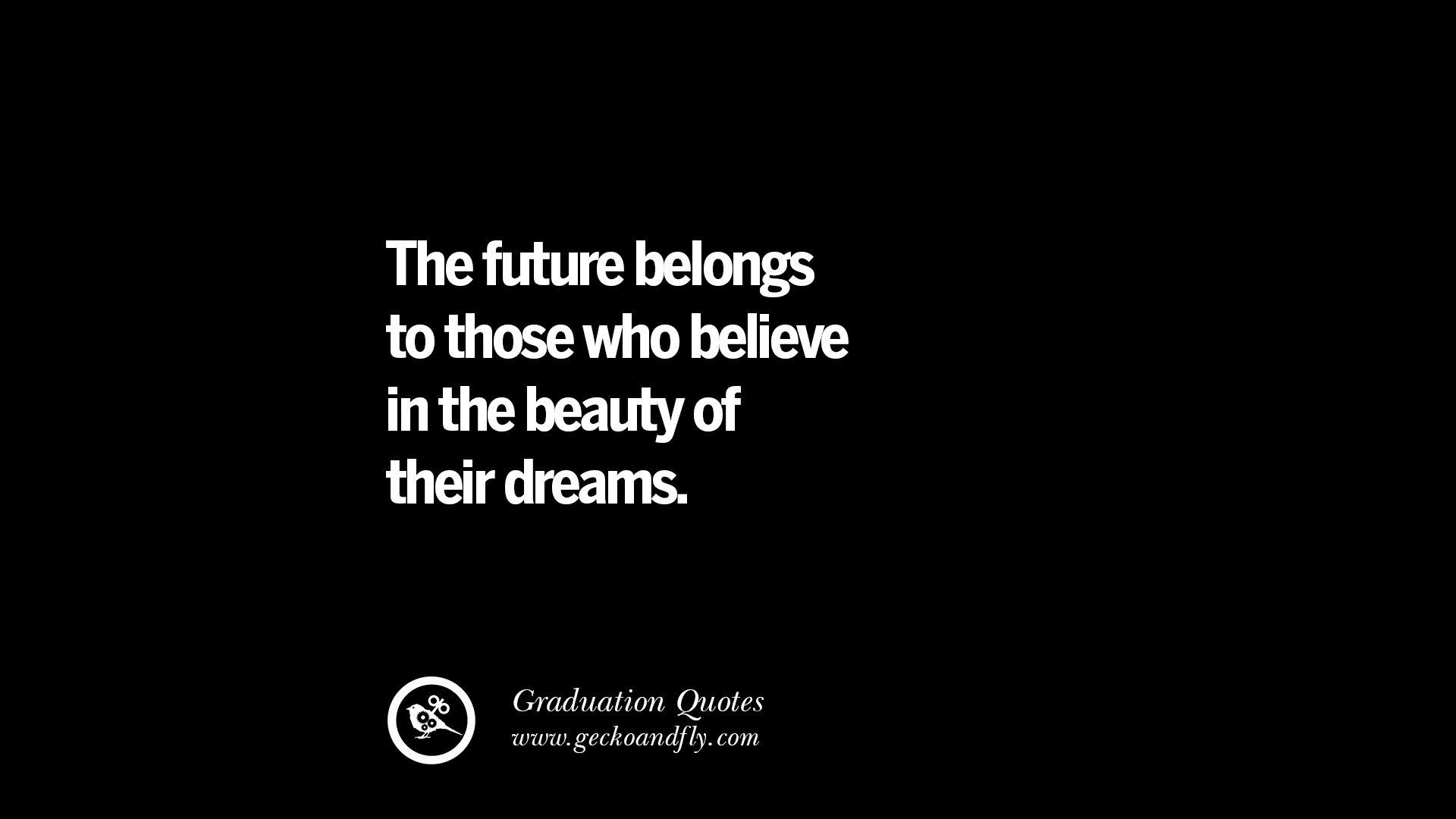 30 Empowering Graduation Quotes For University College